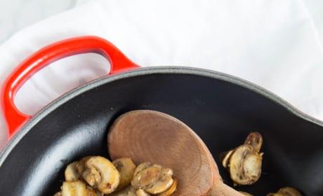 Easy Sautéed Mushrooms Picture