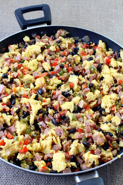 Southwestern Breakfast Burritos Image