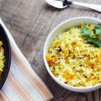 Indian Fried Rice Recipe