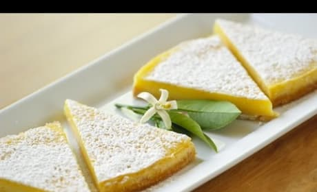 How to Make Elegant Lemon Bar Pie