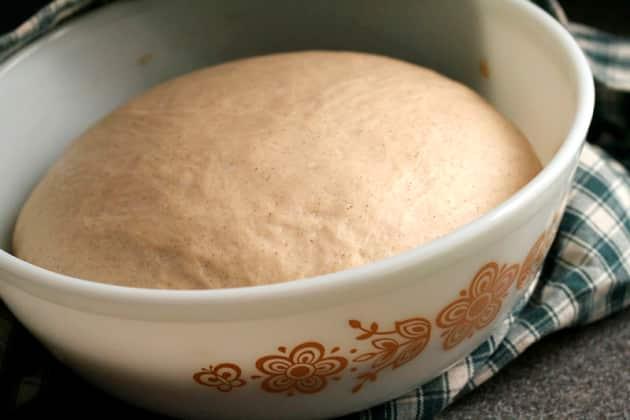 Amaretto Cinnamon Raisin Bread Picture