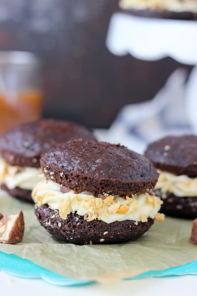 Snickers Whoopie Pies Picture