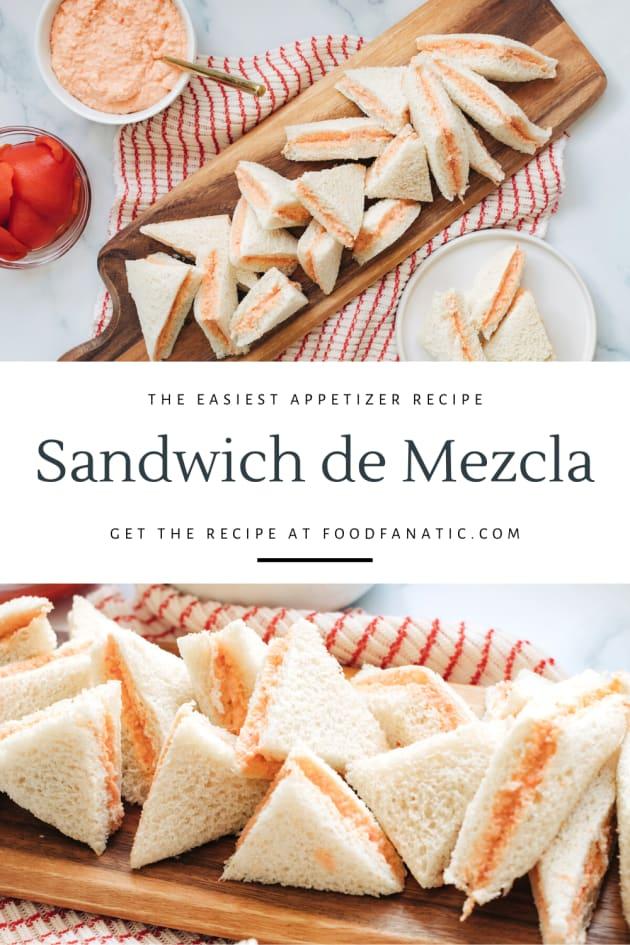 Mezcla Sandwich Recipe Picture