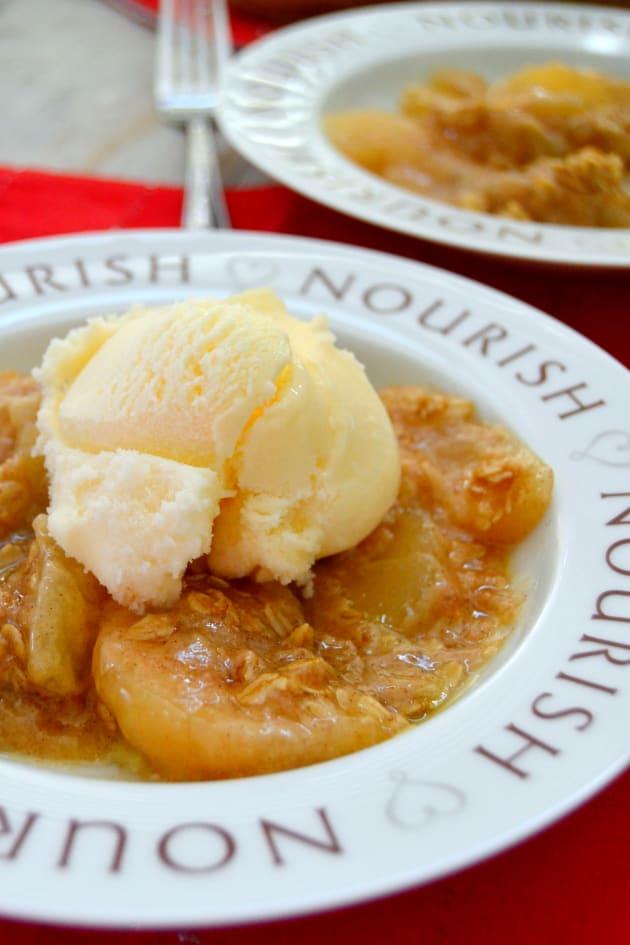 Apple Crisp Recipe Food Network