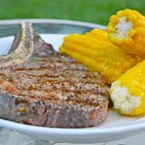 Perfect Grilled Ribeye Recipe