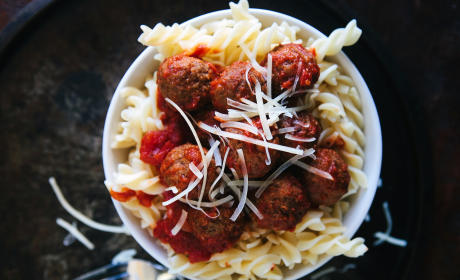 Slow Cooker Meatballs for Supper