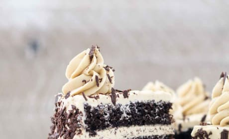 Chocolate Mocha Cake Picture