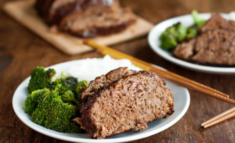 Gluten Free Teriyaki Meatloaf Recipe