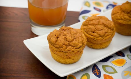 Weight Watcher's Pumpkin Muffins