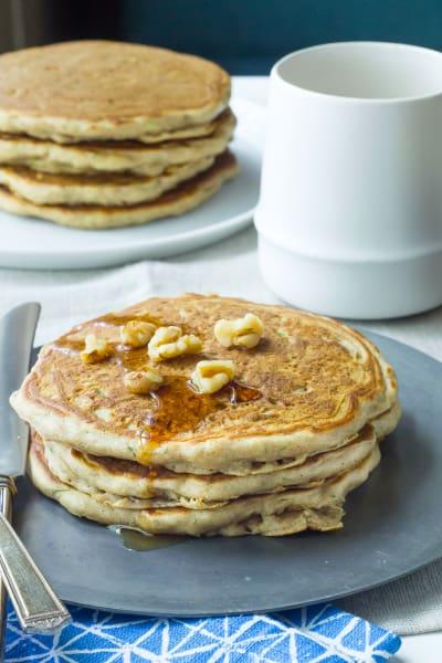 Zucchini Bread Pancakes Picture