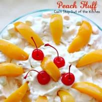 Peach Fluff