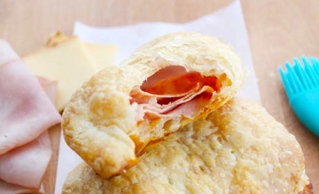 Ham and Cheese Pockets Recipe