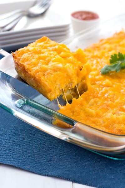 Southwestern Breakfast Casserole Picture