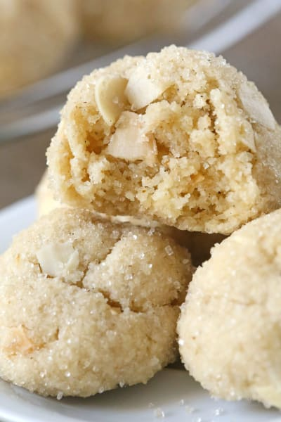 Gluten Free Cardamom Cookies Picture