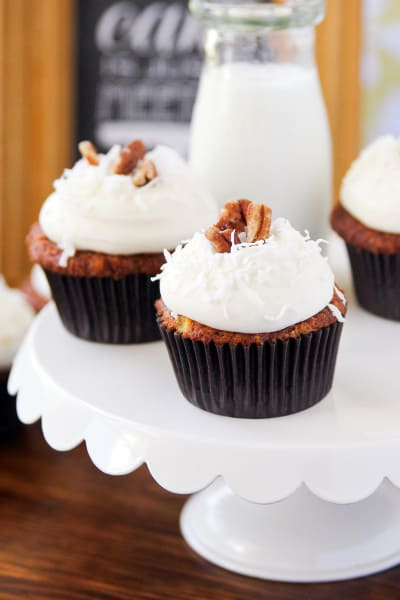 Carrot Cake Cupcakes Picture