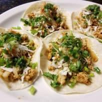 Chicken Bulgogi Tacos