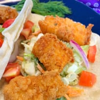 Pig Out Fish Tacos