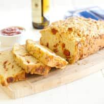 Pizza Beer Bread Recipe