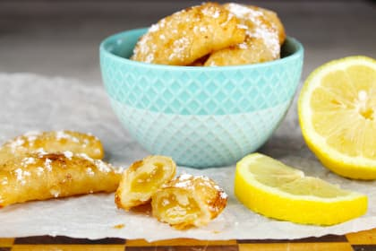 Fried Lemon Hand Pies
