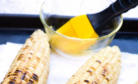 Grilled Sweet Corn Salsa Picture