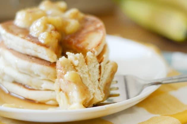 File 2 Gluten Free Bananas Foster Pancakes