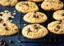 Chocolate Chip Oatmeal Peanut Butter Cookies Recipe