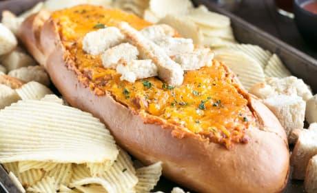干酪拉猪肉烧烤面包蘸料配方