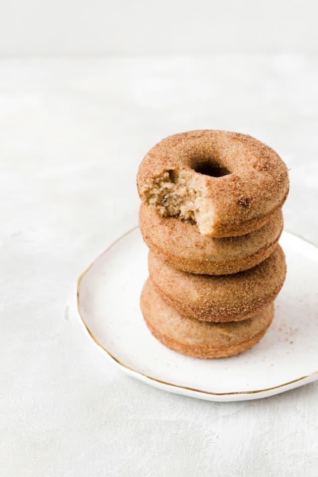 Baked Churro Doughnuts Image