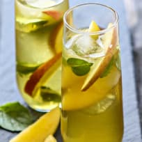 Green Tea Cocktail Recipe