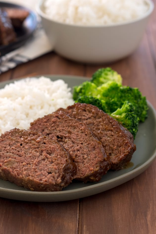 Instant Pot Gluten Free Teriyaki Meatloaf Picture