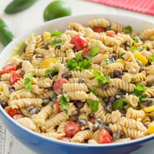 Gluten free southwest pasta salad photo