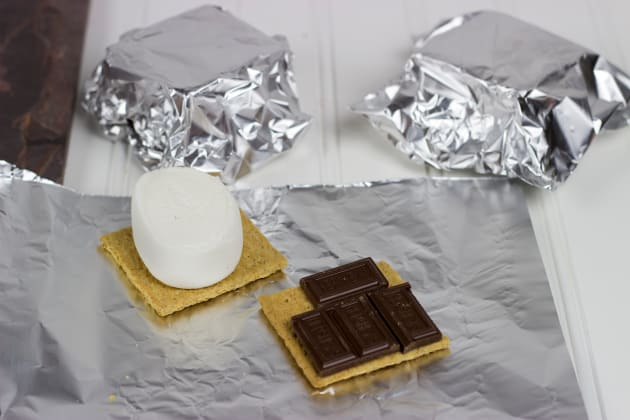 Grilled S'mores Image