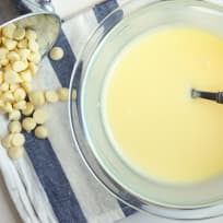 White Chocolate Ganache Recipe
