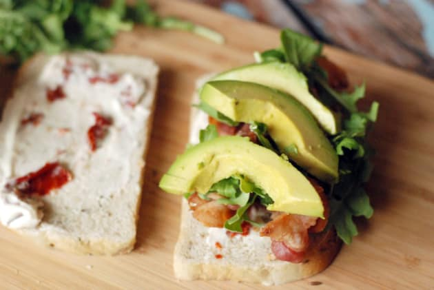 Avocado BLT Photo
