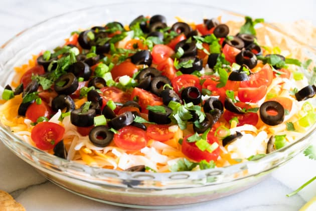 7 Layer Dip Photo