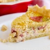 Gluten Free Quiche Recipe