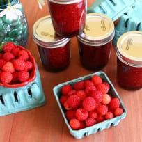 Raspberry Jam Recipe