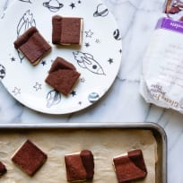 Gluten Free Chocolate Banana Ice Cream Sandwiches Recipe