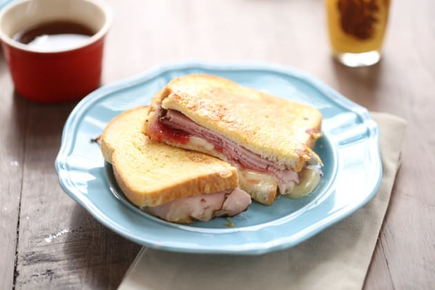 Ham and Brie French Toast Photo