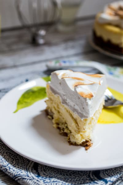 Lemon Drop Meringue Cheesecake Pic