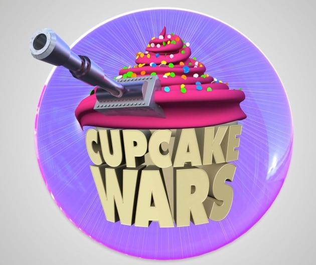 Cupcake Wars Pic