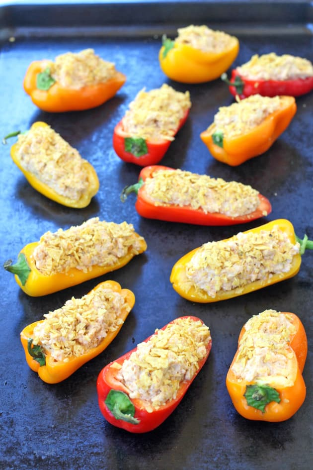 Taco Pepper Poppers Image
