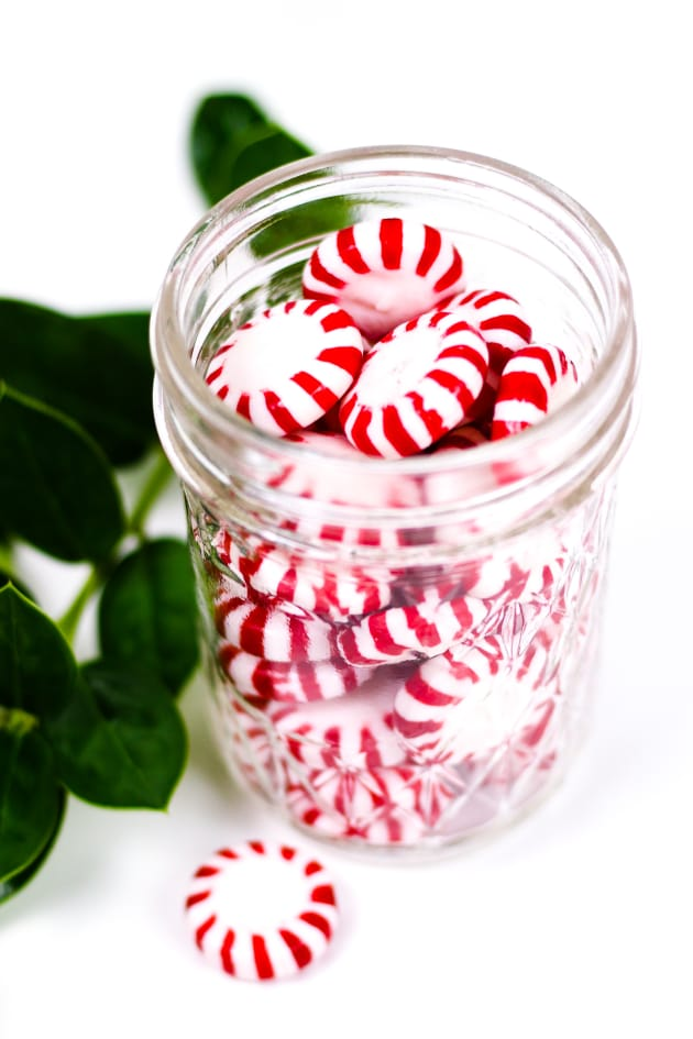 Homemade Peppermint Vodka Picture