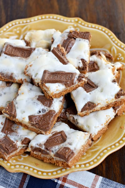 S'mores Cracker Toffee Picture