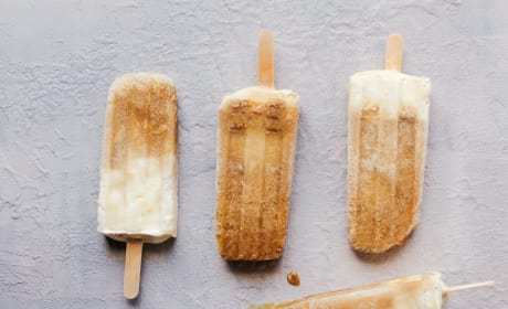 Root Beer Float Popsicles Recipe