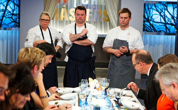 Top Chef Masters Finale