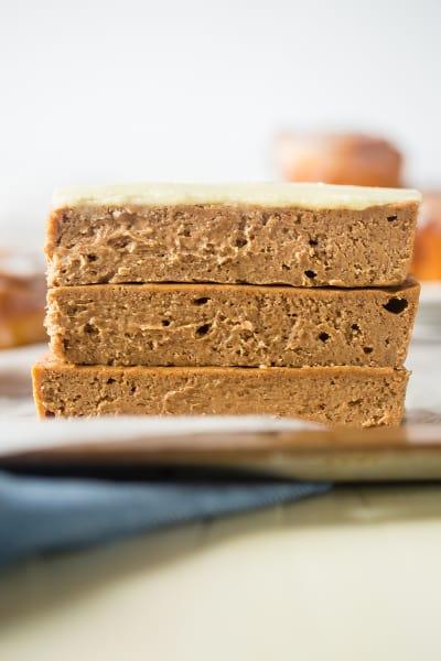 Cinnamon Roll Protein Bars Image