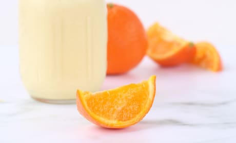 Homemade Orange Julius Image
