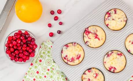 Cranberry Orange Muffins Recipe