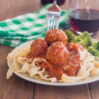 Instant Pot Gluten Free Turkey Meatballs Recipe